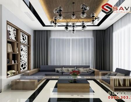 Say mê cùng không gian nội thất hiện đại sang trọng NTB1505